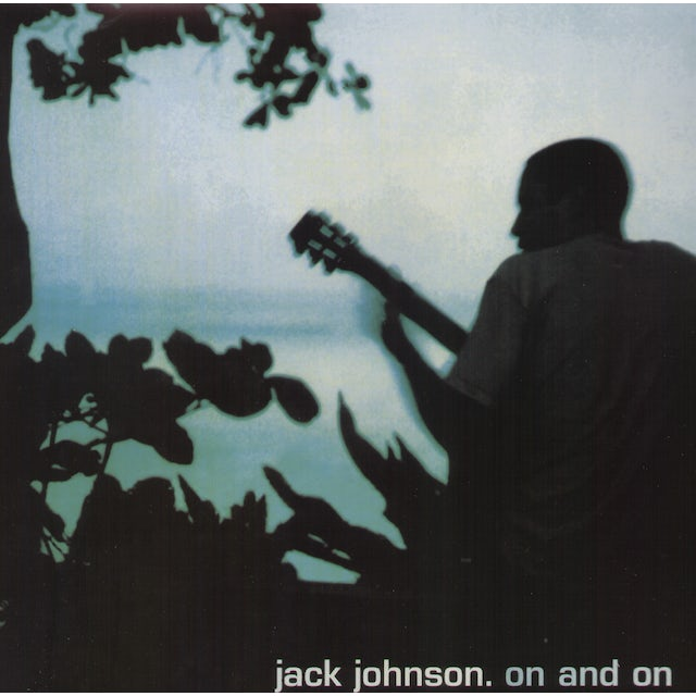 Jack Johnson ON & ON Vinyl Record