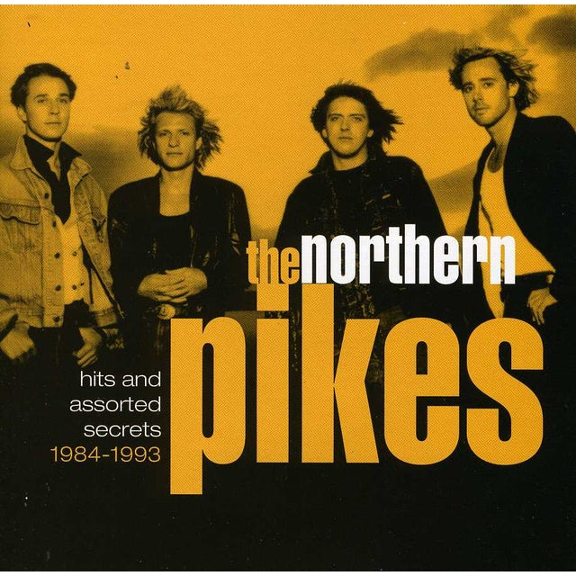 Northern Pikes HITS & SECRETS CD