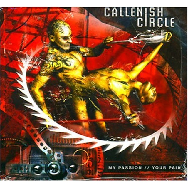 Callenish Circle MY PASSION YOUR PAIN CD