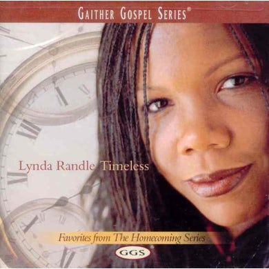 Lynda Randle TIMELESS CD