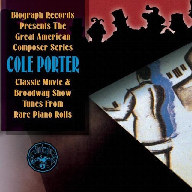 Cole Porter CLASSIC MOVIE & BROADWAY SHOW TUNES CD