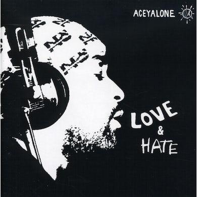 Aceyalone LOVE & HATE CD