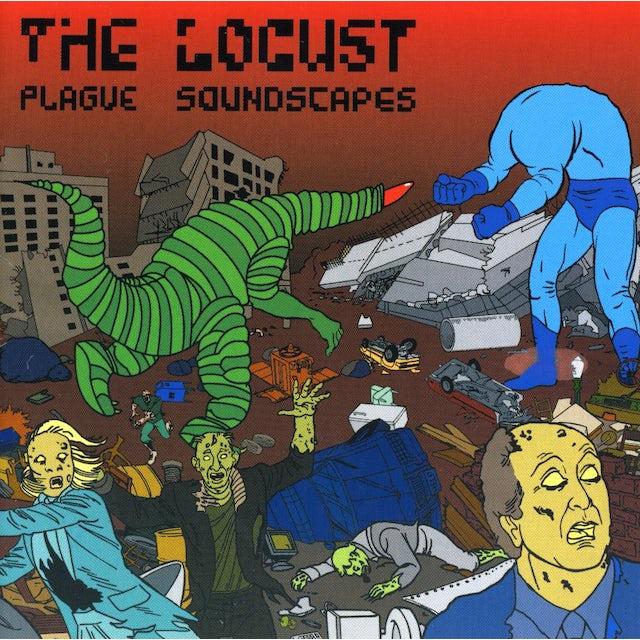 Locust PLAGUE SOUNDSCAPES CD