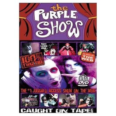 Twiztid PURPLE SHOW DVD