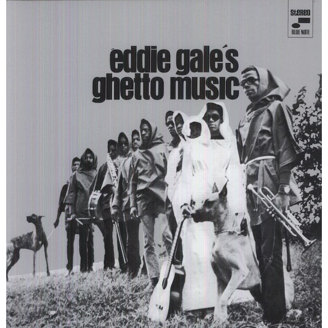EDDIE GALE'S GHETTO MUSIC Vinyl Record