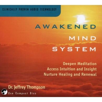 Jeffrey Thompson AWAKENED MIND SYSTEM CD