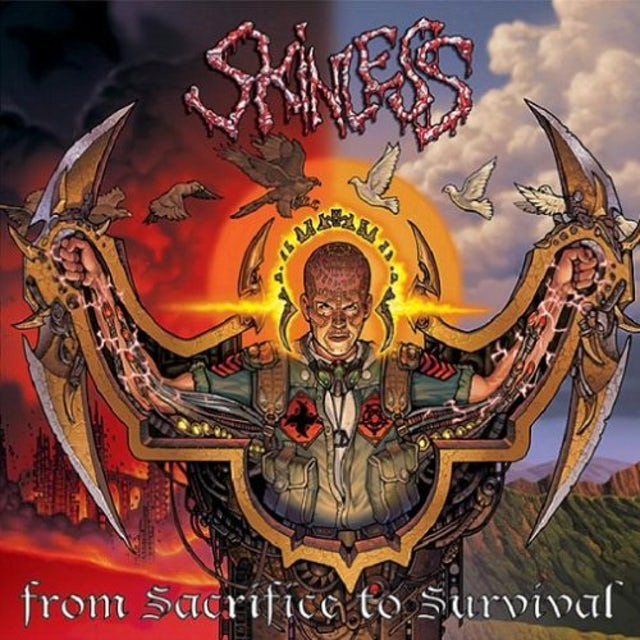 Skinless SACRIFICE TO SURVIVAL CD
