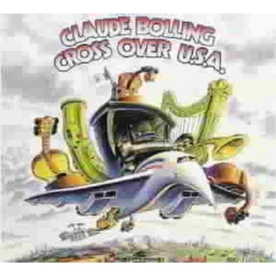 Claude Bolling  CROSS OVER USA CD