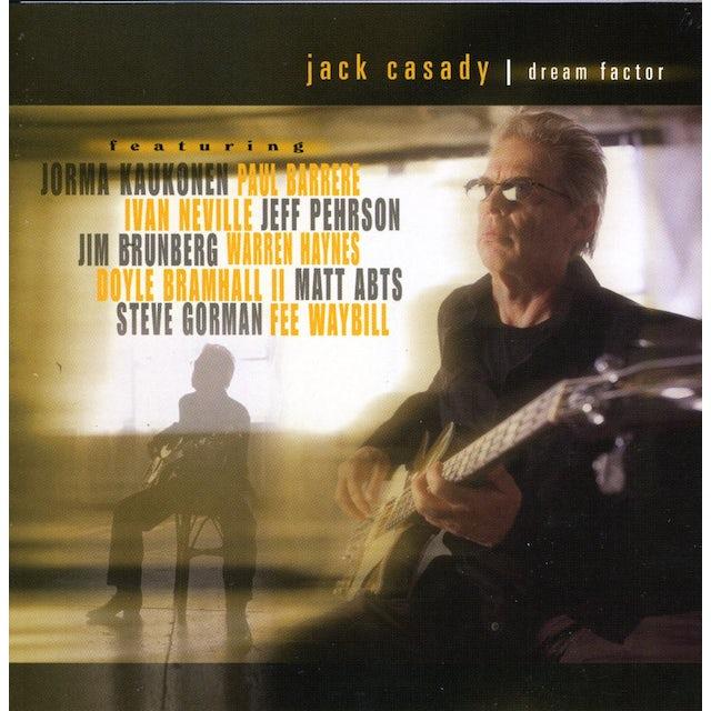 Jack Casady DREAM FACTOR CD