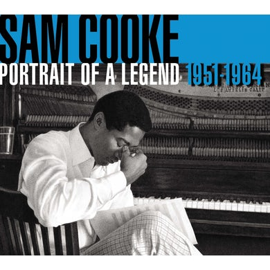 Sam Cooke PORTRAIT OF A LEGEND 1951-1964 CD