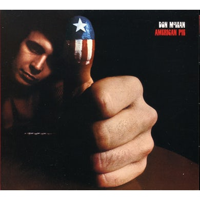 Don Mclean AMERICAN PIE CD