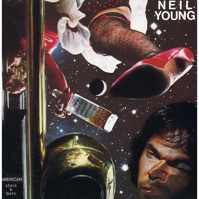 Neil Young AMERICAN STARS N BARS CD