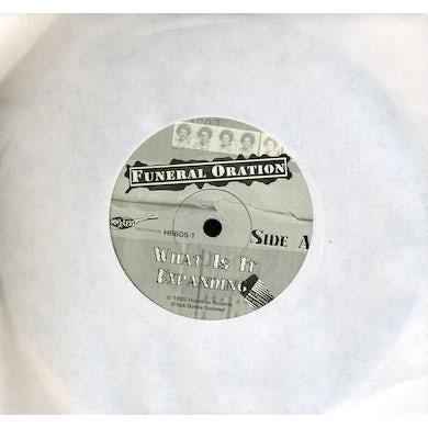 WHAT IS IT Vinyl Record