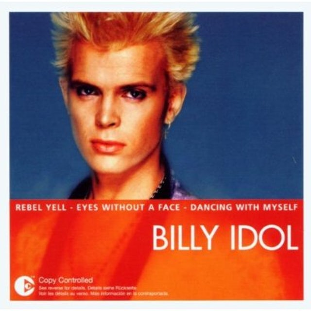 Billy Idol ESSENTIAL CD