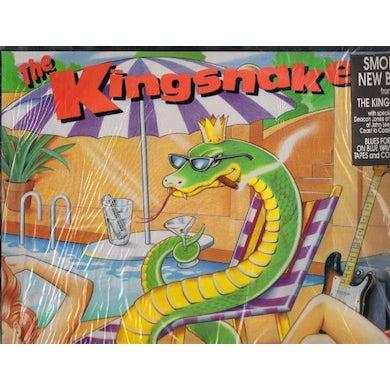 Kingsnakes TROUBLE ON THE RUN Vinyl Record