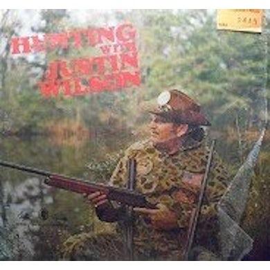 Justin Wilson HUNTING Vinyl Record