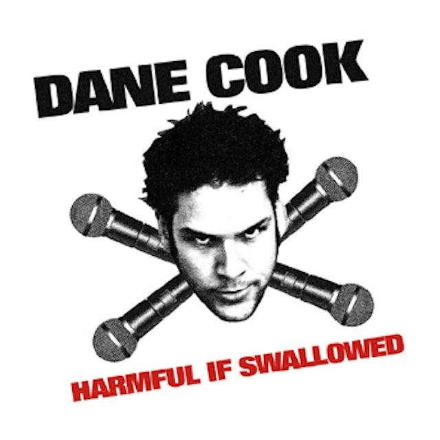 Dane Cook HARMFUL IF SWALLOWED CD