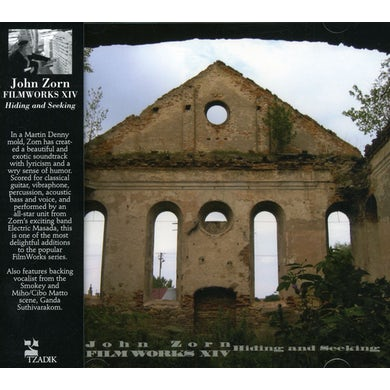 John Zorn FILMWORKS XIV: HIDING & SEEKING CD