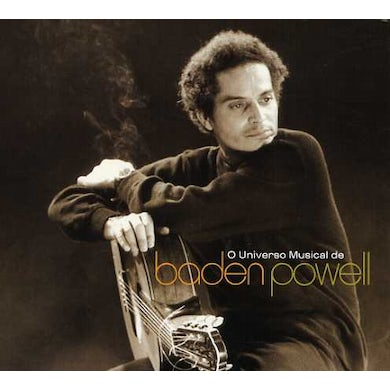 O UNIVERSO MUSICAL DE BADEN POWELL CD