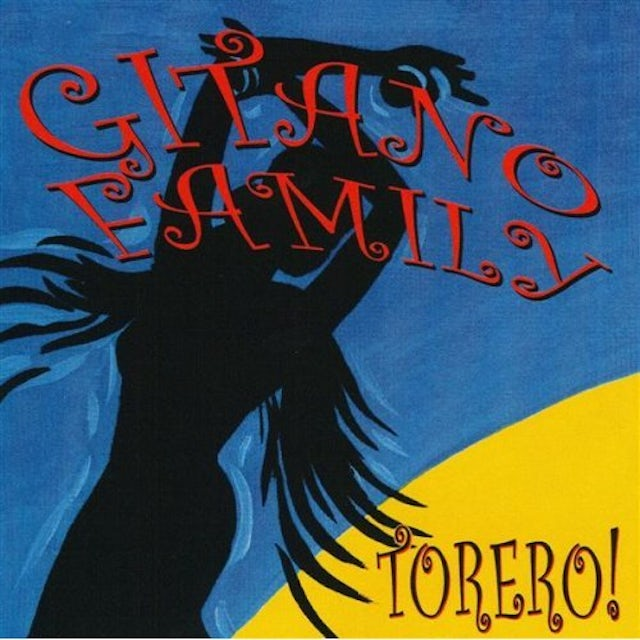 Gitano Family TORERO CD