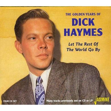 GOLDEN YEARS OF DICK HAYMES CD