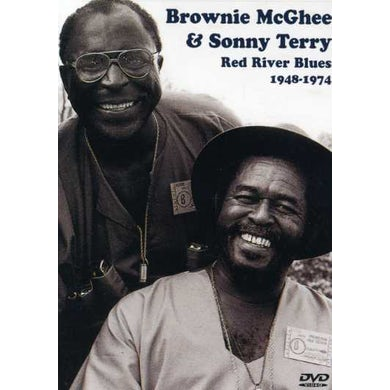 Sonny Terry / Brownie McGhee  RED RIVER BLUES 1948-1974 DVD
