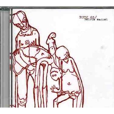 Buck 65 WEIRDO MAGNET CD