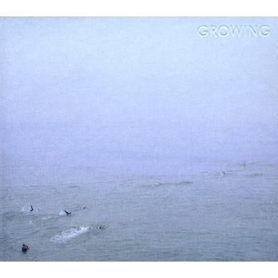 Growing SKY'S RUN INTO THE SEA CD