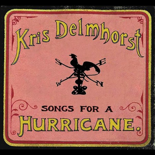 Kris Delmhorst SONGS FOR A HURRICANE CD