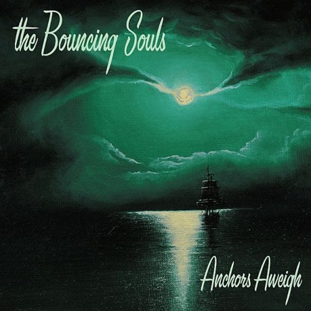 The Bouncing Souls ANCHORS AWEIGH CD
