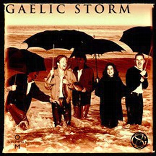Gaelic Storm SPECIAL RESERVE CD