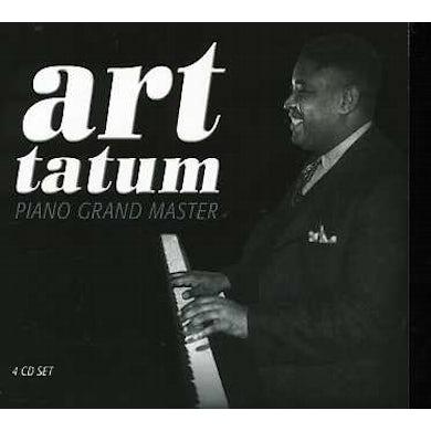 Art Tatum PIANO GRAND MASTER CD