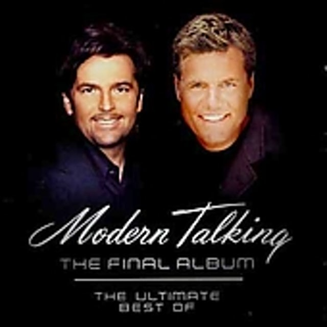 Modern Talking FINAL ALBUM CD