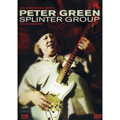 Peter Green SPLINTER GROUP IN CONCERT DVD