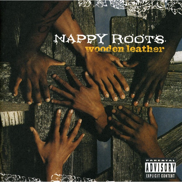 Nappy Roots WOODEN LEATHER CD