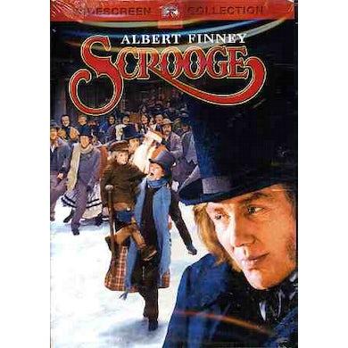 SCROOGE (1970) DVD