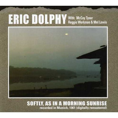 Eric Dolphy SOFTLY AS IN A MORNING SUNRISE CD