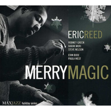 Eric Reed MERRY MAGIC CD