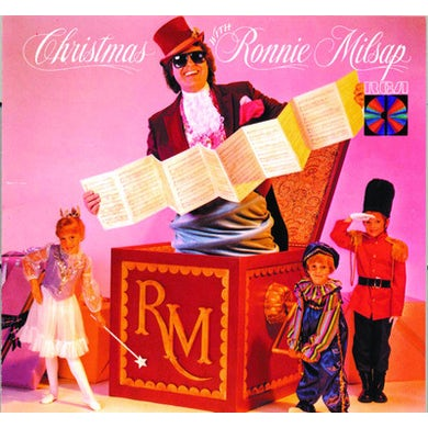 CHRISTMAS WITH RONNIE MILSAP CD