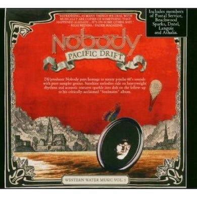 Nobody PACIFIC DRIFT CD