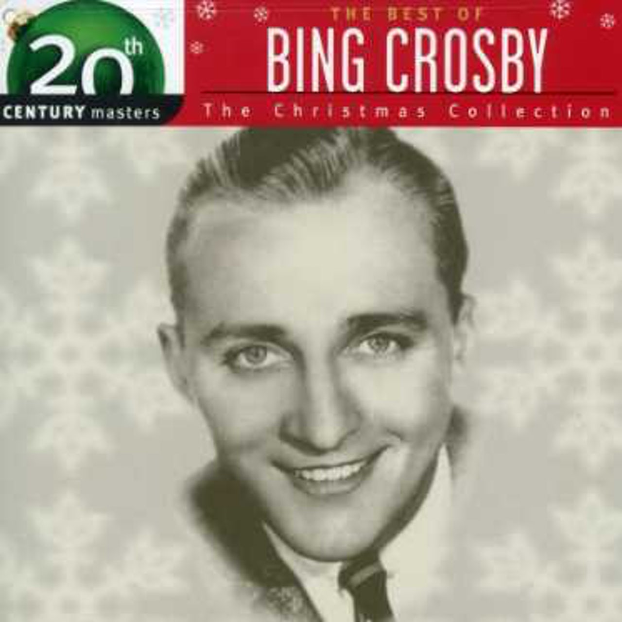 Bing Crosby Christmas Album.Bing Crosby Christmas Collection 20th Century Masters Cd