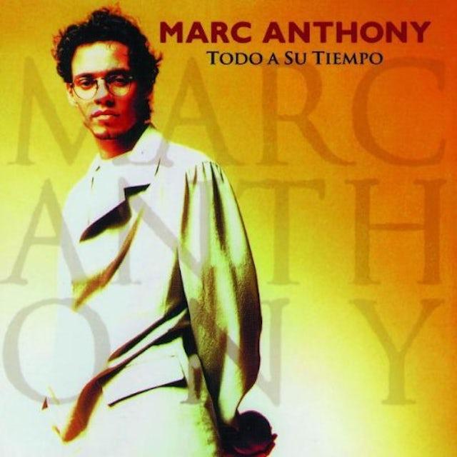 Marc Anthony TODO A SU TIEMPO CD