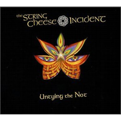 String Cheese Incident UNTYING THE NOT CD