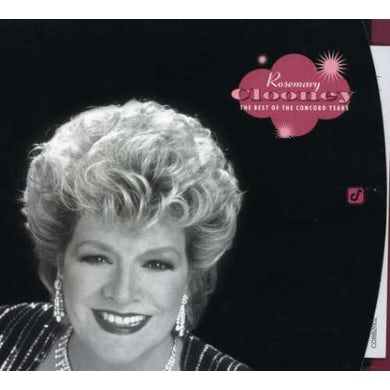 Rosemary Clooney BEST OF THE CONCORD YEARS CD