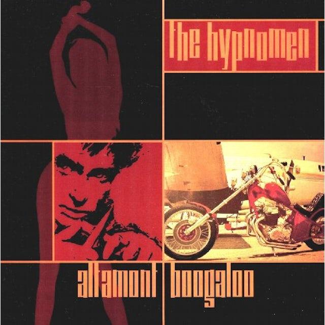 Hypnomen ALTAMONT BOOGALOO Vinyl Record