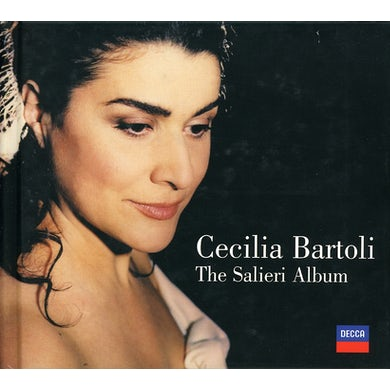 Cecilia Bartoli SALIERI ALBUM CD