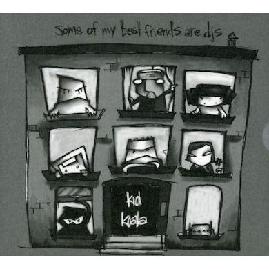 Kid Koala SOME OF MY BEST FRIENDS ARE DJ'S CD