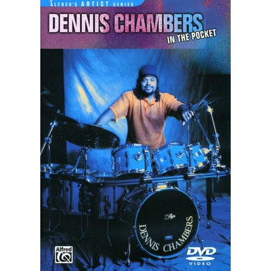 Dennis Chambers IN THE POCKET DVD