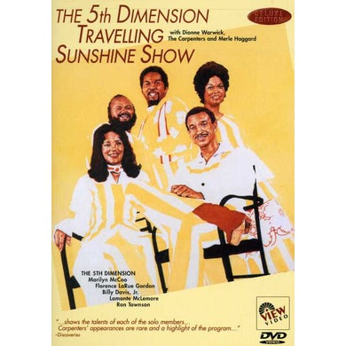 Fifth Dimension TRAVELLING SUNSHINE DVD