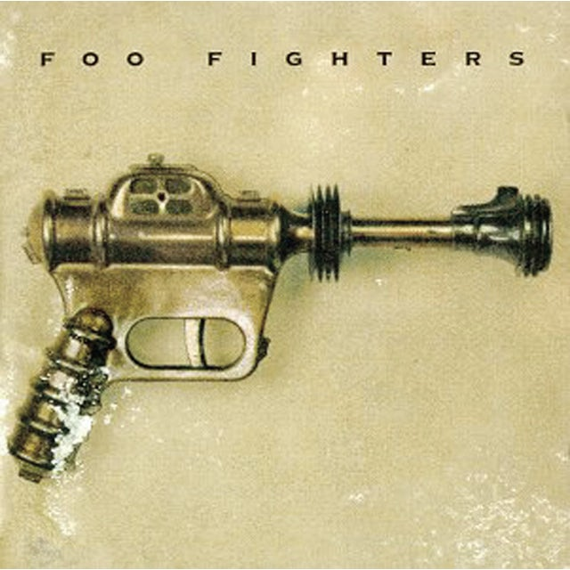 Foo Fighters CD
